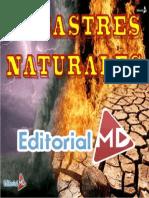 Qué son los Desastres Naturales