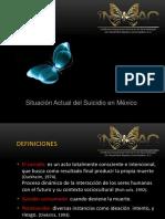 Situacion Actual Del Suicidio en Mexico2013