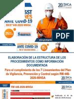 1.6. PR - Elaboración de La Estructura de Los Procedimientos Como Información Documentada Para El Cumplimiento de Los 7 Lineamientos