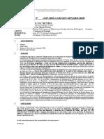 INFORME Nº -2019-EXP 275 SEPyGRD CONSTANCIA DE POSESION
