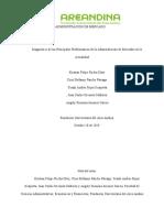 Actividad evaluativa eje 2 Proyecto de investigación