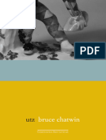 Bruce Chatwin - Utz-Companhia das Letras (2012)
