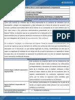 Actividad 3 Problema Ético En El Ámbito Organizacional Elaborado Por LINDA JISSELA LOZANO Y YEIMY GUTIÉRREZ PINZÓN