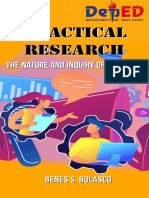 PRACTICAL RESEARCH - The Nature and Inquiry of Research.epub