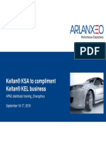 Keltan KSA6405H application recipes to complement Keltan KEL business_CHZ 16-17SEPpptx