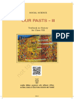 Class 8 - Our Pasts-3 NCERT