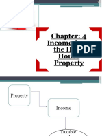 Ch 4 Income From House Property