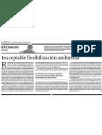 Editorial Elcomercio Decretos de Urgencia
