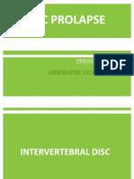 Disc-Prolapse