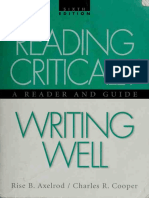READING CRITICALLY, WRITING WELL - A READER AND GUIDE, SIXTH EDITION.pdf