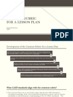 Common Rubric for a lesson Plan_Assessment Retreat 01072016.pptx
