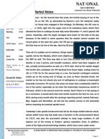 Daily mkt notes