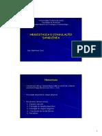 Hemostasia e coagulacao_Modelo classico2.pdf