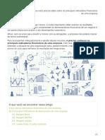 O que você precisa saber sobre os principais indicadores financeiros de uma empresa