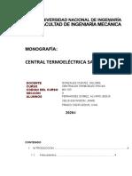 Monografía C.T SANTA ROSA