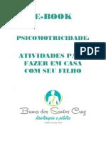 EBOOK DE ATIVIDADE FISIOTERAPEUTA BRUNA