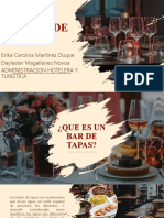 BARES DE TAPAS