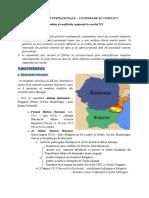 România și conflictele regionale în secolul XX - Lectie.docx