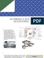 Aluminio y sus Aleaciones