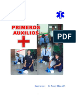 manual de primeros auxilios