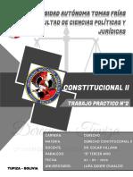 trabajo Practico 2 de costitucinal II