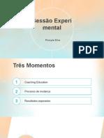 01 - Sessão experimental