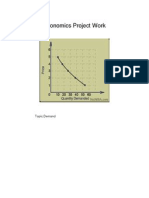 Economics Project Work