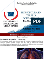 Cardiovascular clase TO 2017