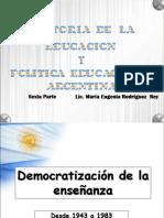 06-Historia de la educación C (Hasta 1983)