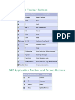 SAP SHORTCUT KEYS