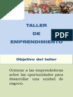 TALLER 5 EMPRESA