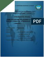 P.F - ENSAYO 3
