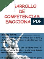Presentación 2 COMPETENCIAS EMOCIONALES