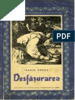 Marin Preda - Desfasurarea #1.0~5