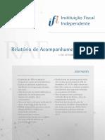 Relatorio de Acompanhamento Fiscal IFI setembro de 2020