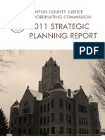 2011 Strategic Planning Report