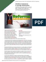 Reforma administrativa massacra servidores e não corrige distorções _ Partido dos Trabalhadores