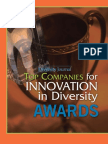Diversity Journal | 2006 Innovations in Diversity Awards