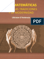 Etnomatematica Entre Tradiciones y la Modernidad.pdf