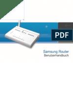 Samsung 3210 Phone WLAN SL User Guide_DE