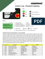 Controller_e-Log_Parameters_adjusting_v.1.0