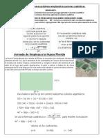 Actividad - SEMANA - 20 - matematica