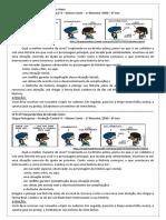 Produção Textual - Gênero Conto - 6º Ano 1º Bi 2020 MARGAMAI