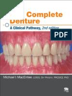 The Complete Denture - Michael I. MacEntee 2nd ed.pdf