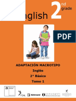 Ingles 2do Basico t1