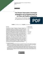 Articulo 6 - Trenzar (Santiago) N°4, Año 2