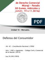 Comercial - Unidad Mercados.