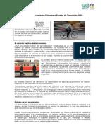 Guía n°2 Movimiento Física para Prueba de Transición 2020