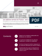 Stations service in France