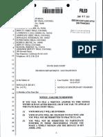 Beury Donald 141733 California State Bar Discipline Binder4